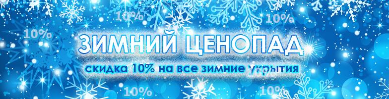 Зимний ценопад