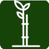 Держатели растений, опоры