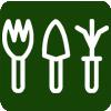 Наборы садовых инструментов