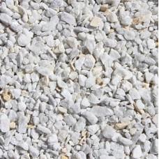 Мраморная (гранитная) крошка, белая негалтованная, 10 кг