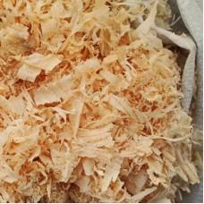 Стружка лиственных пород