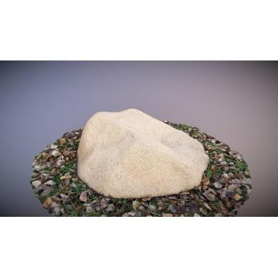 Декоративный камень на люк D100/50