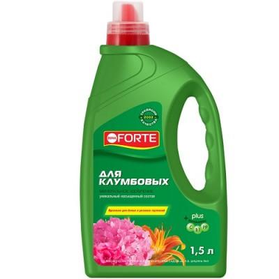 Bona Forte для клумбовых цветов (1.5 л)