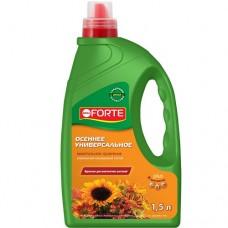 Удобрение УНИВЕРСАЛЬНОЕ Bona Forte лето-осень (1,5 л)