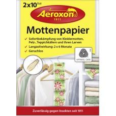 Aeroxon Бумажные листы от моли 2*10шт