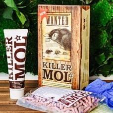 Killer MOL, набор средств от грызунов и кротов