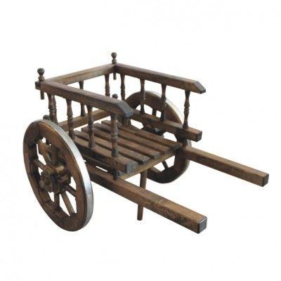 Телега - АРБА деревянная малая