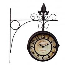 Часы садовые двухсторонние К1110-20
