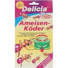 Delicia Бокс-приманка для борьбы с любыми видами муравьёв (2 шт)