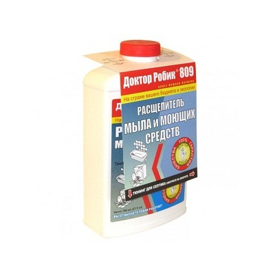 Доктор Робик 809 Расщепитель Мыла (0,8 л)