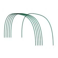 Комплект дуг для парника металл/ ПВХ оболочка (6 штук)