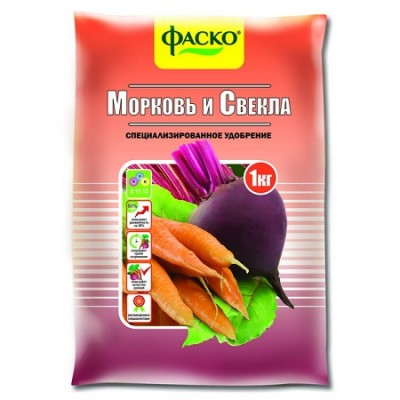 Удобрение тукосмесь Морковь и свекла (1 кг)