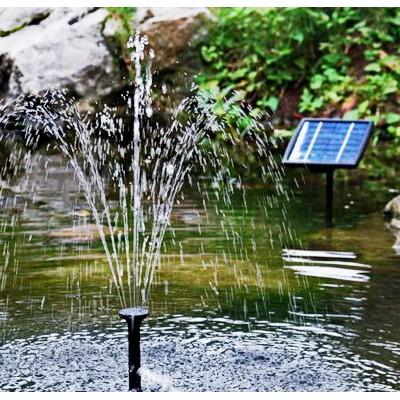 Садовые фонтаны Ocean (1,5W; 2W; 3,5W) с насосом для пруда