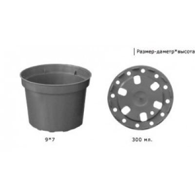 Горшок (вазон) для рассады (разные размеры)
