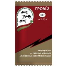 Гром-2 (от муравьев и комнатных мушек)