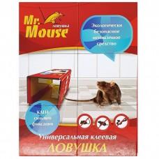 Клеевая пластина от грызунов Mr Mouse