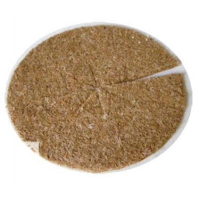Приствольный кокосовый круг