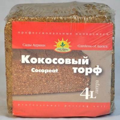 Кокосовый торф (4 л)