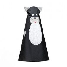 Зимнее укрытие черный Котик