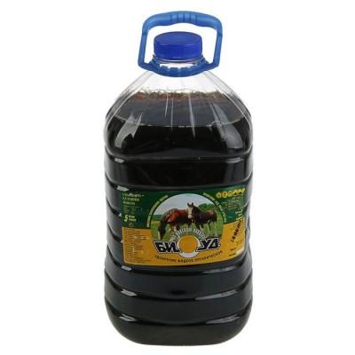 Жидкий конский навоз БИУД (5 л)