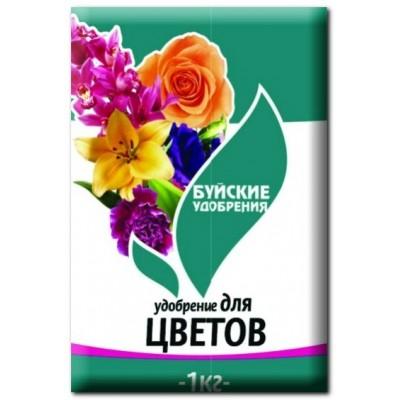 Удобрение для цветов Буйские удобрения (1 кг)