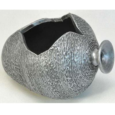 Кувшин керамический мини (цвет - джинс)
