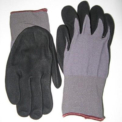 Перчатки с нитриловым покрытием ладони