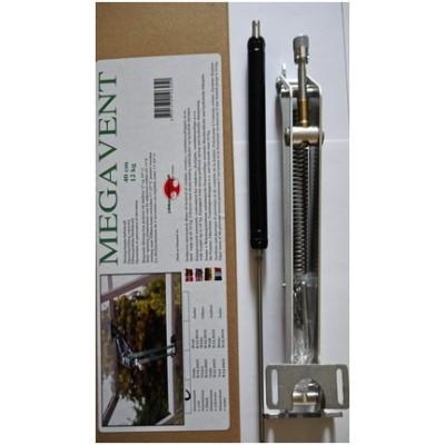 Megavent (Мегавент) автоматический проветриватель для теплиц