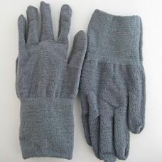 Флисовые перчатки из полиэстра