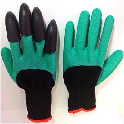 Перчатки с наконечниками когтями