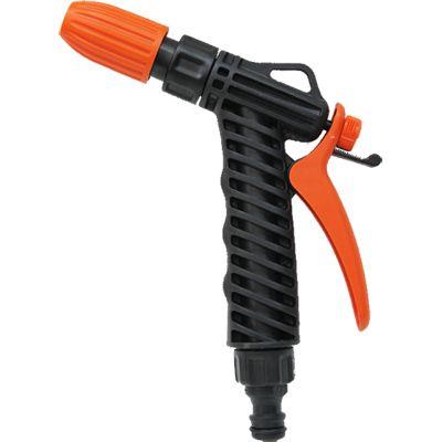 Пистолет поливочный ЖУК с фиксатором коннектором