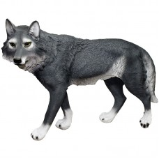 Садовая фигурка Волк степной
