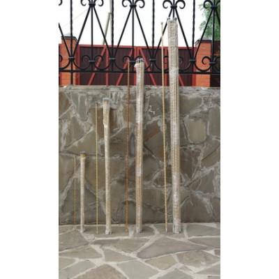 Колышки садовые (композитные) стекловолокно (разные размеры)