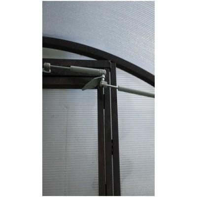 Термопривод с газовой пружиной-доводчиком (дверной)