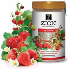 Ионитный субстрат ZION (Цион) для клубники