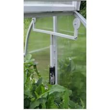 Парник из поликарбоната с автоматическим проветривателем Уфопар (комплект)