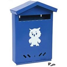 Ящик почтовый Домик с защелкой